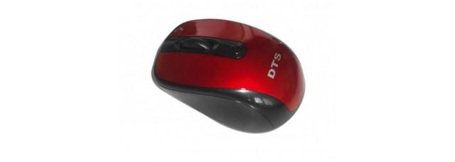 Мышь DTS M-825 Red & Black USB